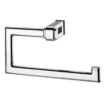Sonia Nakar Towel Ring Chrome 119011